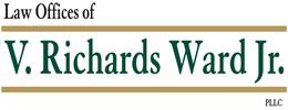 V R Ward Law Logo